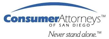 Consumer Attorneys of San Diego Logo
